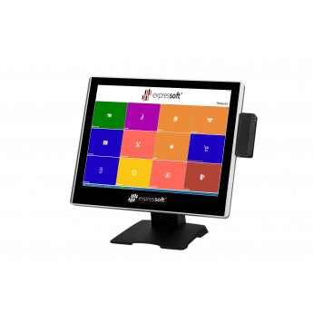 "Monitor Touch Screen 15"" cu cititor de carduri"