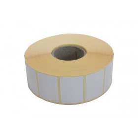 Thermal Adhesive Labels 32x25mm