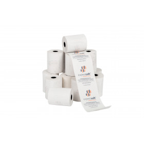 Thermal paper rolls 57mm x 13m (320 pcs/box)
