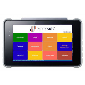 "Handheld 7"" Tablet Expressoft"