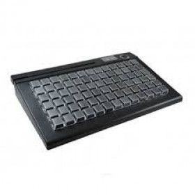 Programmable keyboard 111 keys